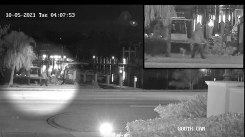 GOST Thwarts Attempted Boat Theft