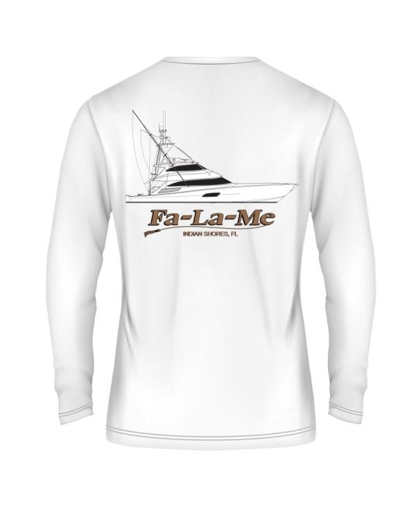 T-shirt-Falame_long BACK