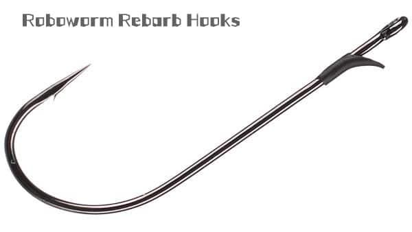 Roboworm Rebarb Hooks