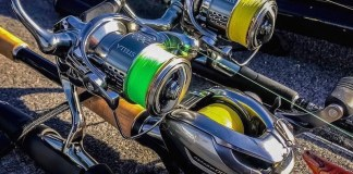 Spinning baitcasting