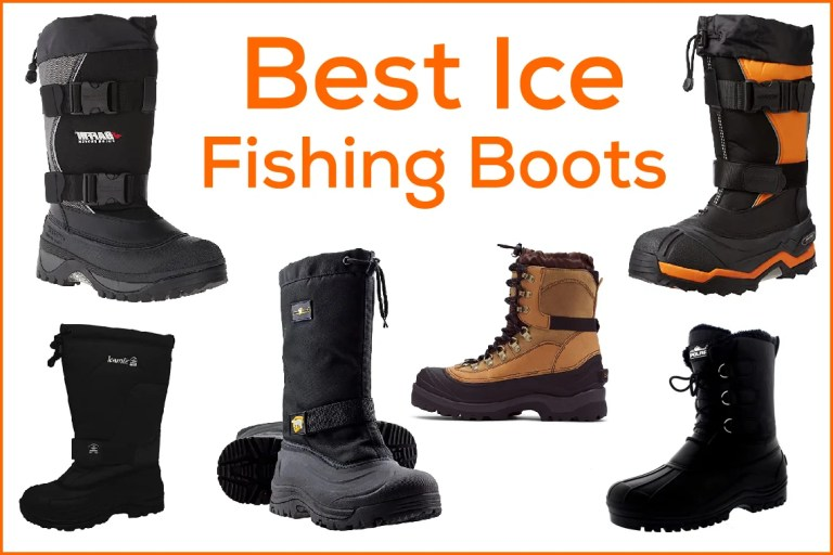 17 the Best Ice Fishing Boots 2021 for You