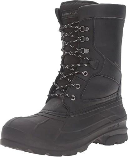 Kamik Men's Nationpro Snow Boot