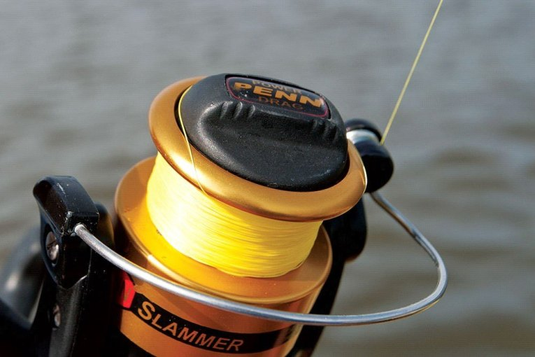 Put line on a spinning reel in 7 simple steps