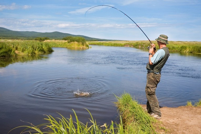 When is the best time to go for freshwater fishing