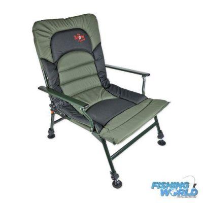 CarpZoom öszkonfortos karfás bojlis szék