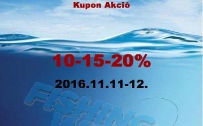 WEEKEND SHOW KUPONOKKAL 2016.11. 11-12-én