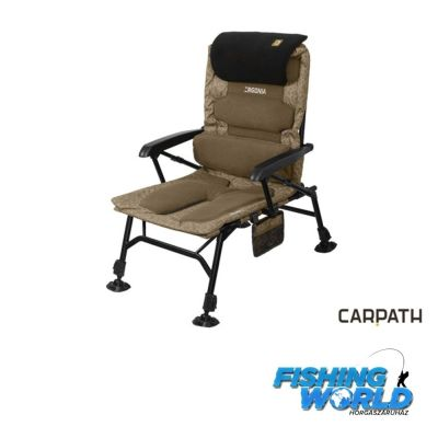 Delphin ERGONA Carpath luxus fotel