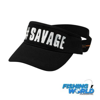 Savage Gear #SAVAGE napellenzős sapka