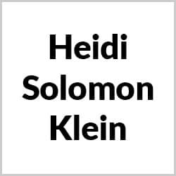 Heidi Solomon Klein