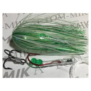 A-Tom-Mik-Trolling-Fly-S503-Crinkle-Green-Glow