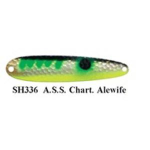 Michigan Stinger Spoon Stingray A.S.S. Chart. Alewife (NSH336)