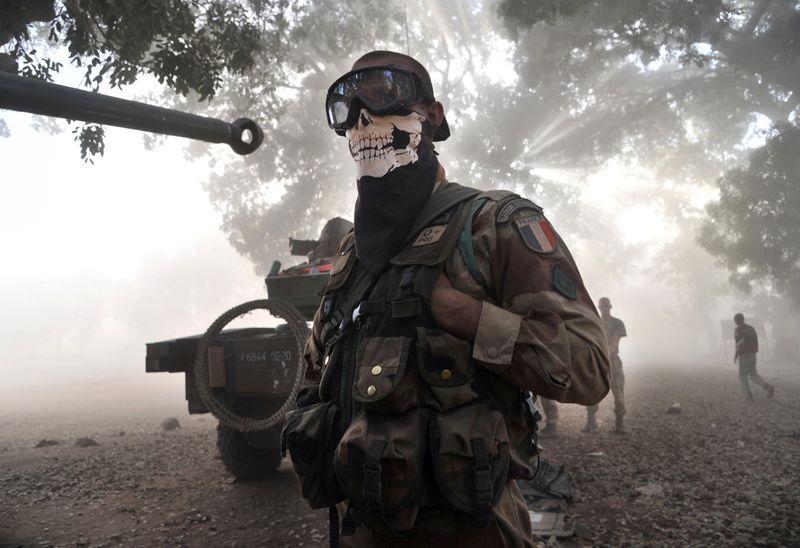Soldados franceses o Call of Duty 1