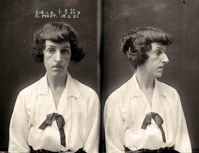 Магшоты австралийских преступниц (23 фото)