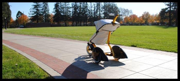 Роддлер - пацанская коляска для будущего автомобилиста (27 фото)