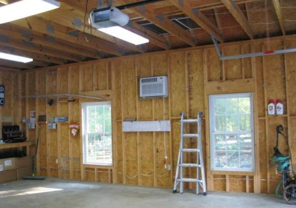Электропроводка в гараже: схема, фото, пошаговая инструкция