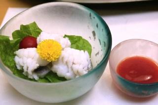 関東人も食べてみるべし 山で獲れるハモは梅雨と晩秋に2度旨い