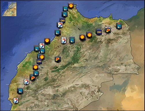 Highways Morocco