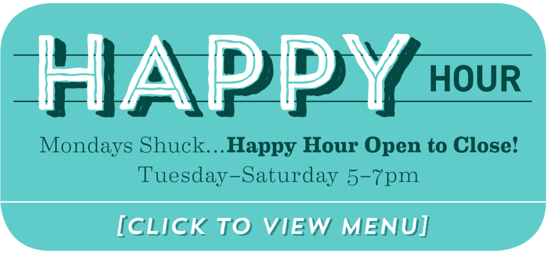 Denver Seafood Restaurant Happy Hour