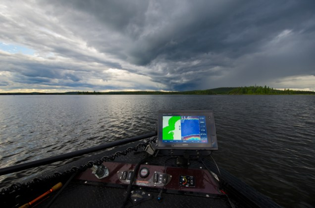 Charting new water is simple with Garmin's Quickdraw feature