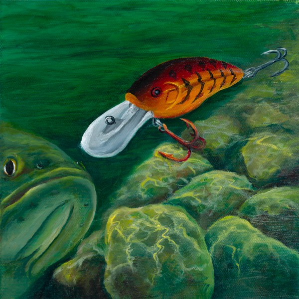 Randy Howell Livingston crankbait