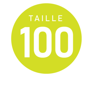 Taille 100