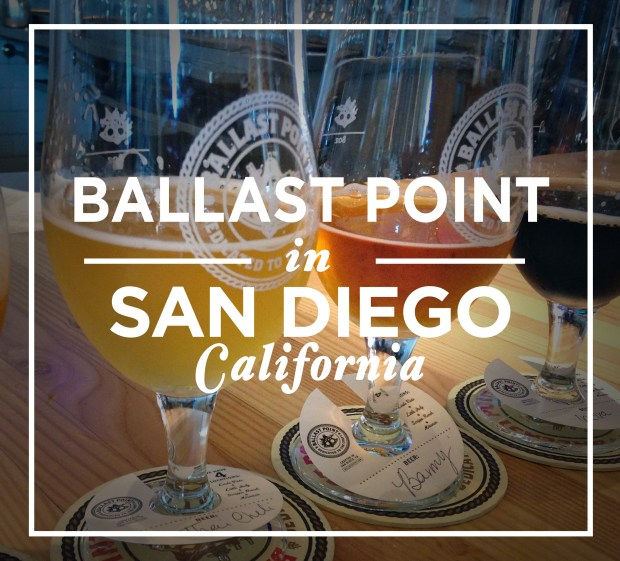 Ballast Point - Fish Out Of Malbec
