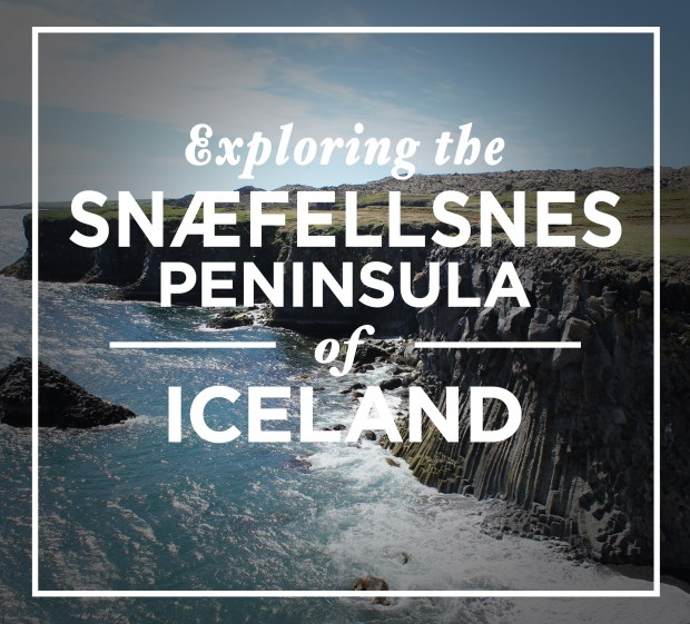 Snaefellsnes, Iceland
