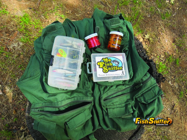 Gearing Up For The Sierra Stream Trout Opener!