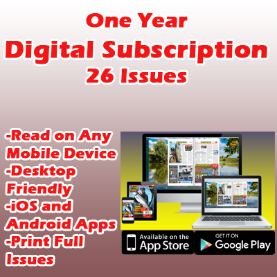 1-Year/ 26 Issue On-Demand DIGITAL Subscription