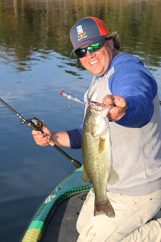 Monitor Fall Bait Roundup For More Bass