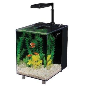 penn plax prism nano aquarium kit