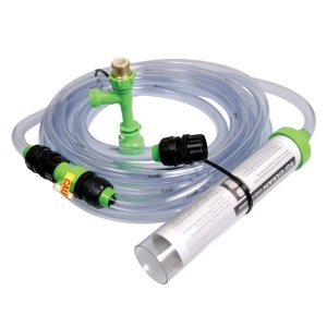 python no spill clean and fill aquarium maintenance system