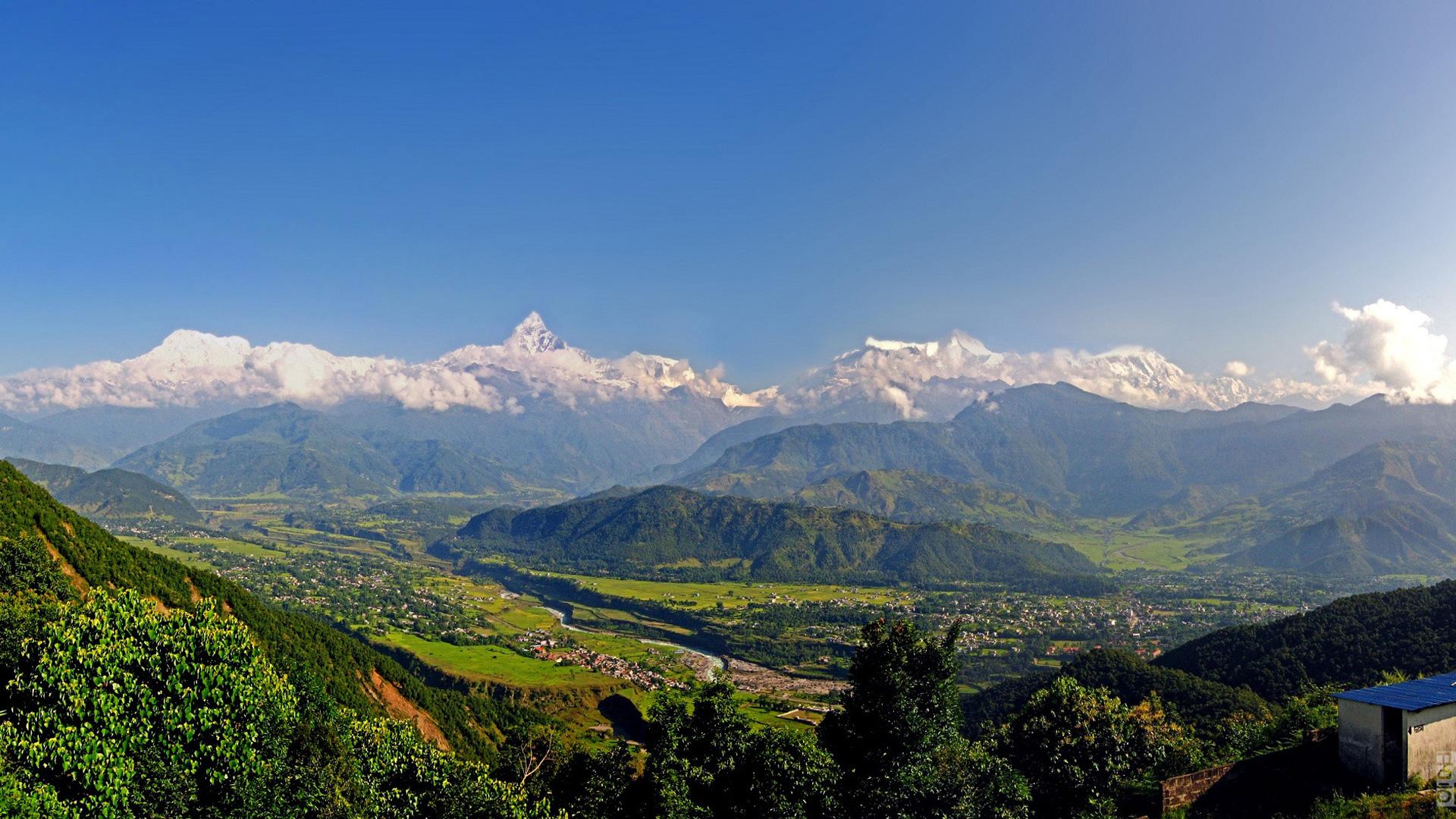 Sarangkot Naudada Hike
