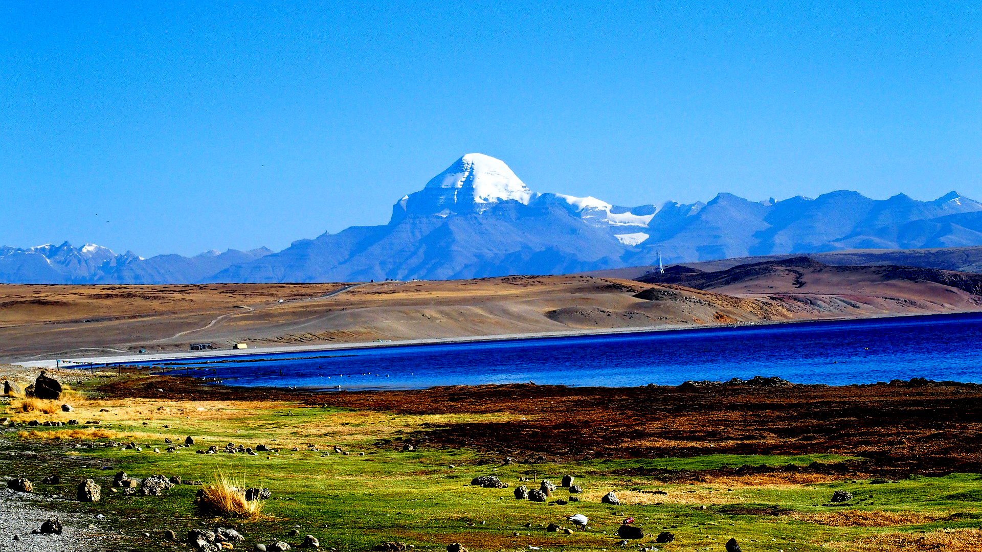 Гора Кайлаш Сухопутные тур виа Кирунг