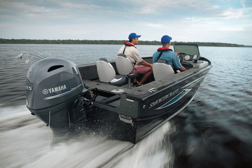 Yamaha Outboards Mid Sized Motors The