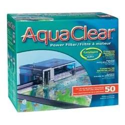 fish tank filter - Aquaclear 50 power filter