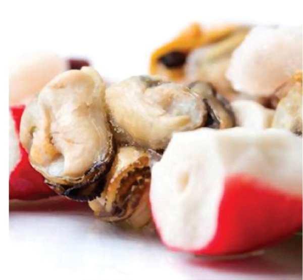Mix fructe de mare 500g