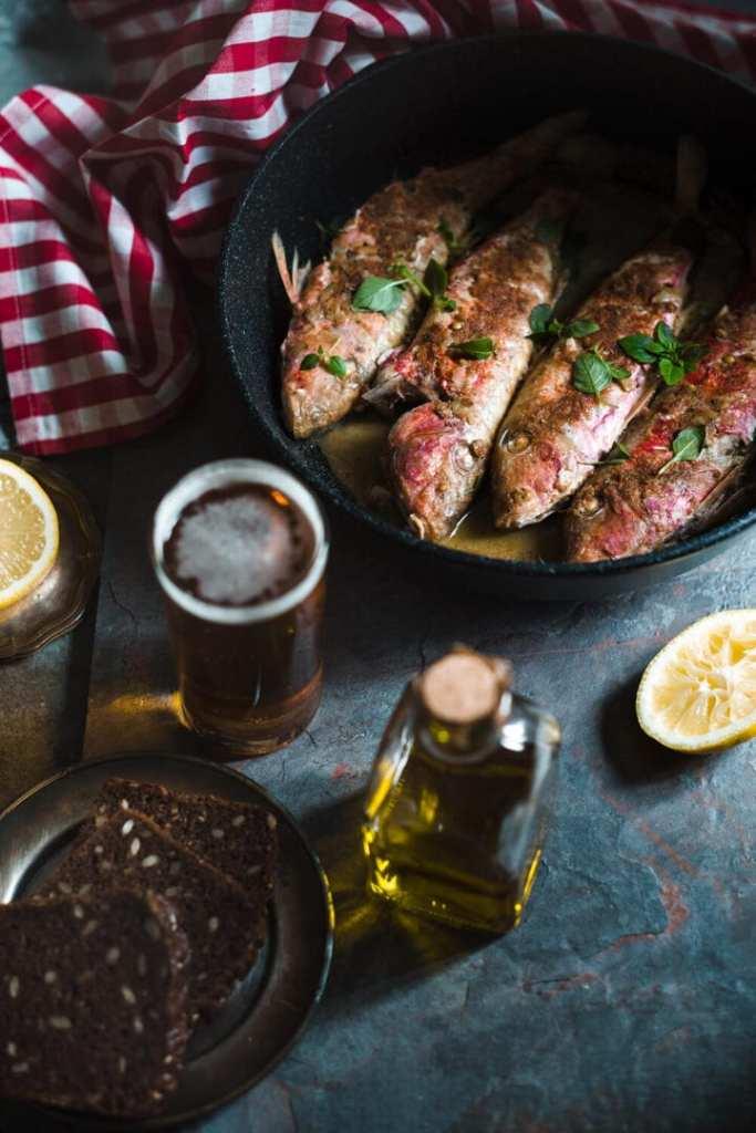 Peștele chefal- o emblemă în arta culinară