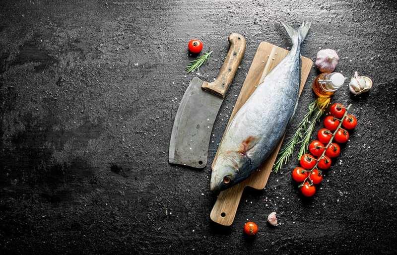 Peștele lufar- o delicatesă a mării negre