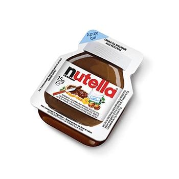 Nutella 15gr (pachet 10 produse)