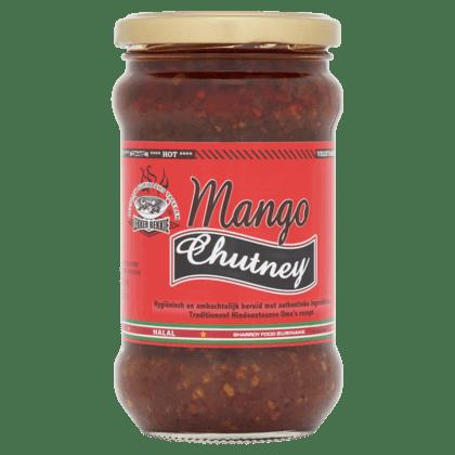 Sos mango chutney (lekker bekkie) 290ml
