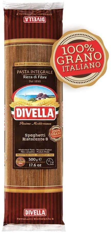 Spaghete integrale devella 500gr