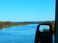 The Feather River.