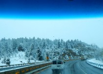 Snowy, but still beautiful Montana.