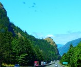 It was a beautiful drive.