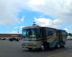 Jacks down at Rock Springs, Wyoming's Walmart.