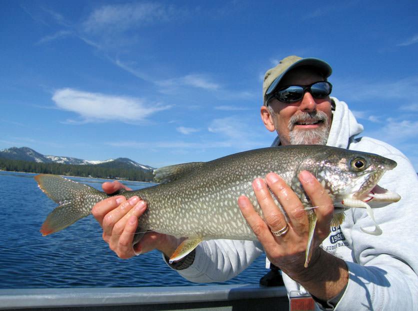 Tahoe-mackinaw fishing hot spots