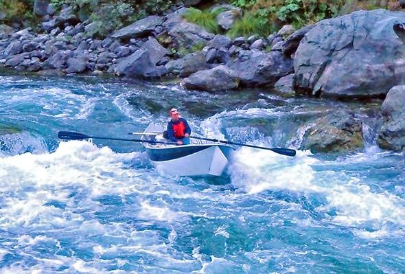 Ask JD: What size oars do I need for my drift boat?