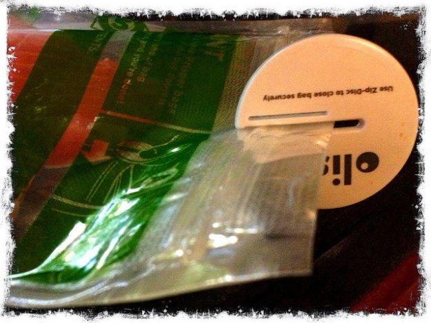 Zip Disc!