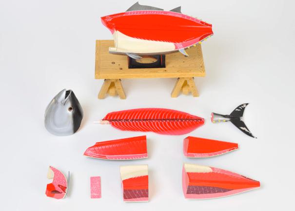 Model Tuna